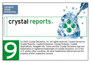 Crystal Reports Runtime
